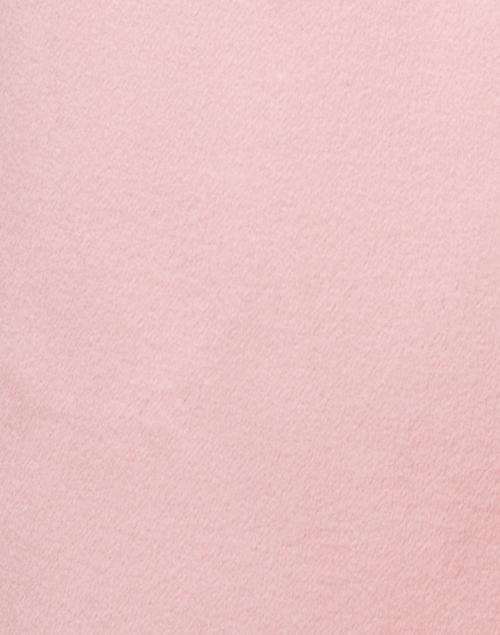 Kinross - Pink Wool Cashmere Coat