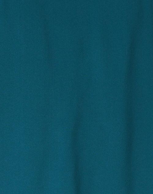 Joseph - Biva Teal Silk Blouse