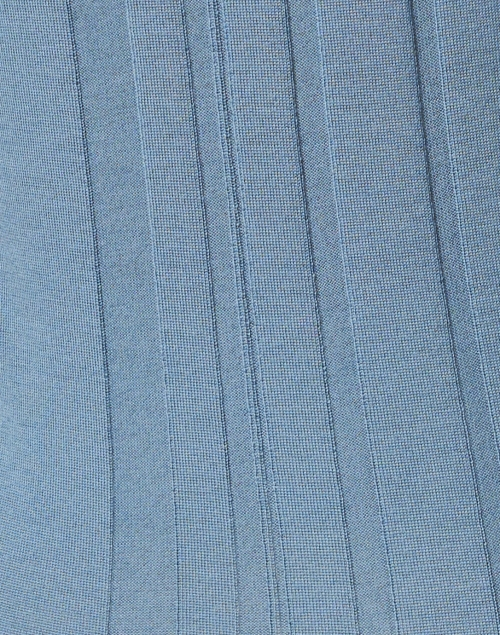 Joseph - Blue Steel Ribbed Merino Sweater