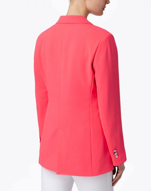 Vilagallo - Katrina Bright Pink Crepe Blazer