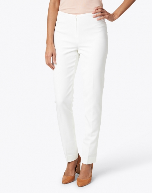Peace of Cloth - Jasmine Ivory Castle Stretch Pant