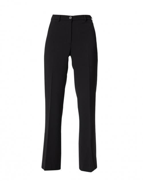 Seventy Black Stretch Straight Flare Pant