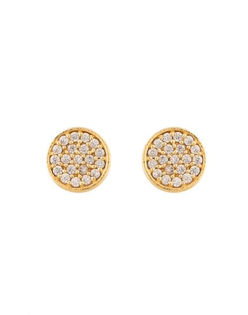 Dean Davidson - Gold Signature Pave Stud Earrings