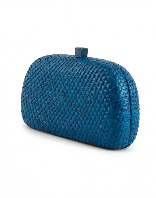 SERPUI - Mia Blue Round Minaudière