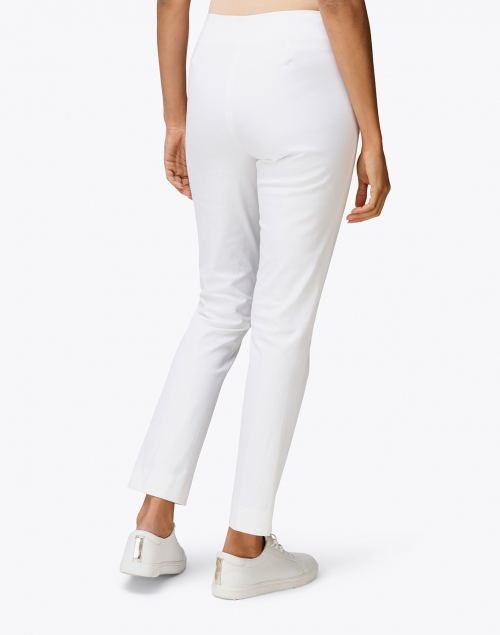 Peace of Cloth - Jerry White Stretch Cotton Pant