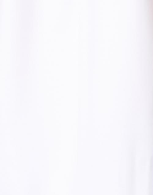 Jude Connally - Kim White Button Down Stretch Top