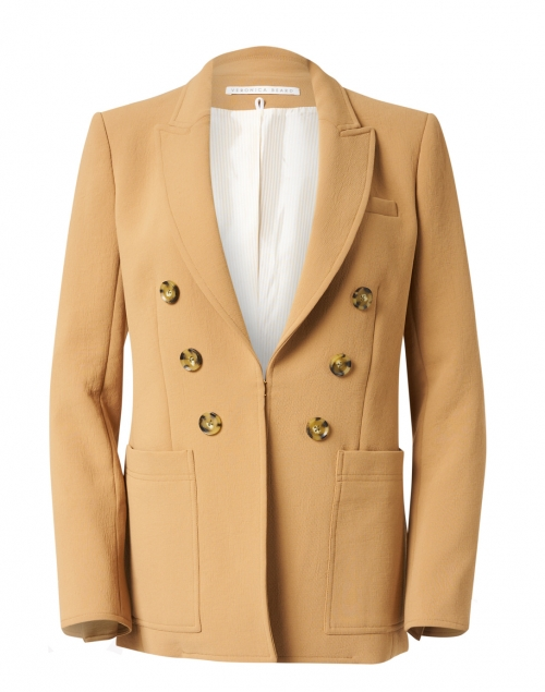Veronica Beard - Dobia Safari Beige Dickey Jacket