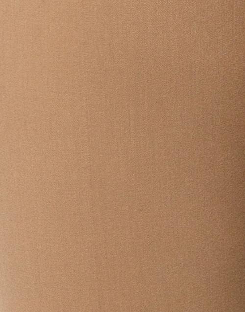 Ecru - Madison Camel Stretch Viscose Pant