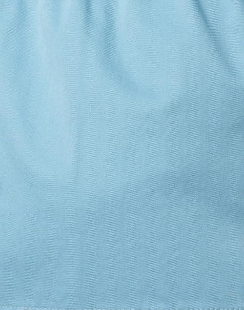 Lafayette 148 New York - Rogers Light Blue Cotton Cashmere Blazer