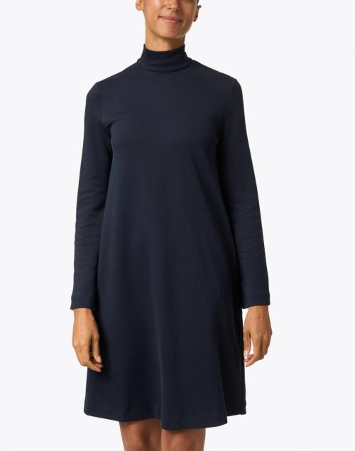 Max Mara Leisure - Trento Navy Cotton Dress