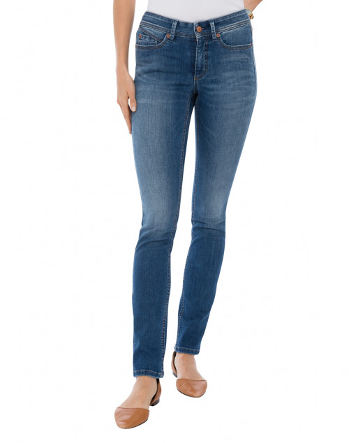 Cambio - Parla Authentic Blue Stretch Denim Jean