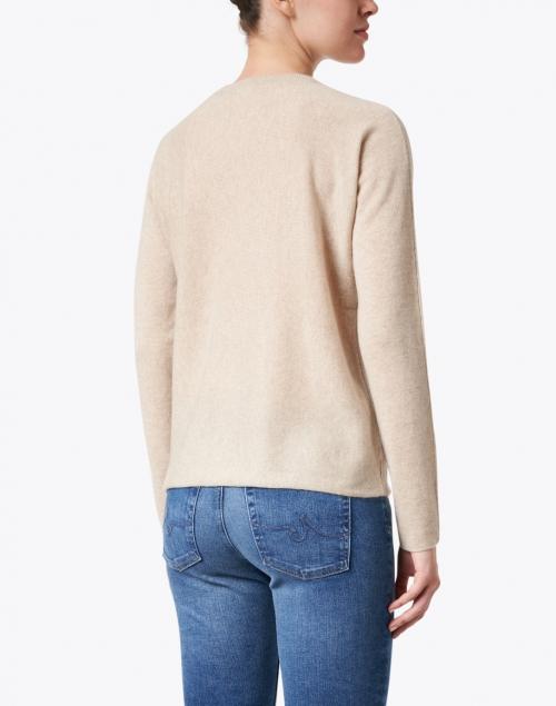 Vince - Beige Cashmere Sweater