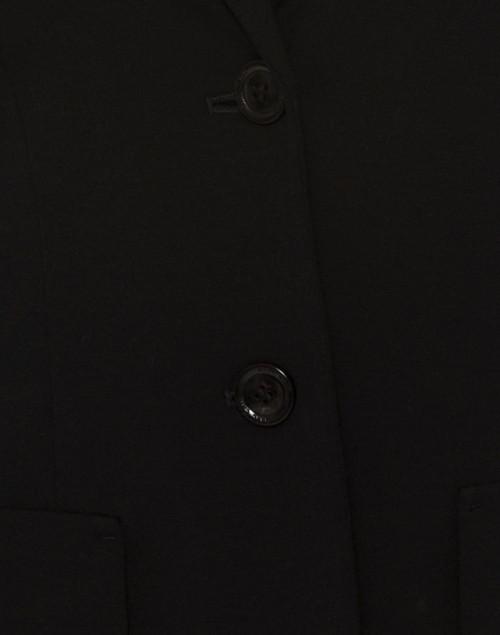 Marc Cain - Black Jersey Knit Blazer