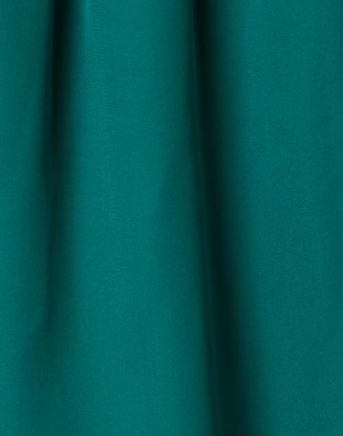 Kobi Halperin - Layne Jade Silk Ruffle Blouse