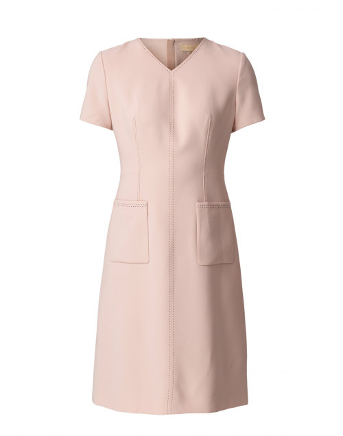Ports International - Blush Pink Crepe Dress