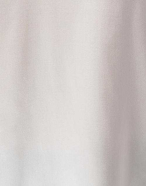 Peserico - Champagne Beige Stretch Silk Top