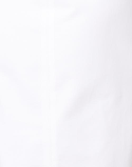 Lafayette 148 New York - Audren White Stretch Cotton Dress
