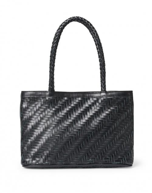 Bembien - Ella Black Leather Shoulder Bag