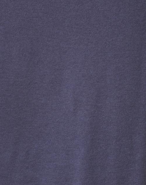 Vince - Dark Marina Blue Seamless Knit Top