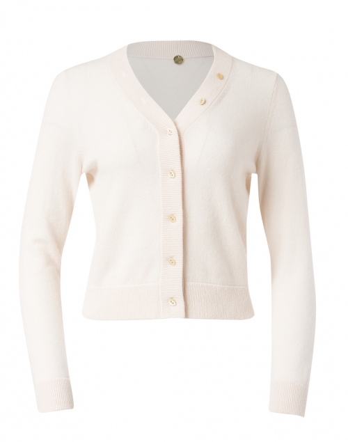 Margaret O'Leary - Cream Cashmere Vintage Cardigan