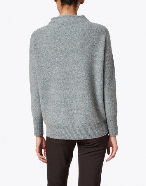Vince - Blue Boiled Cashmere Sweater