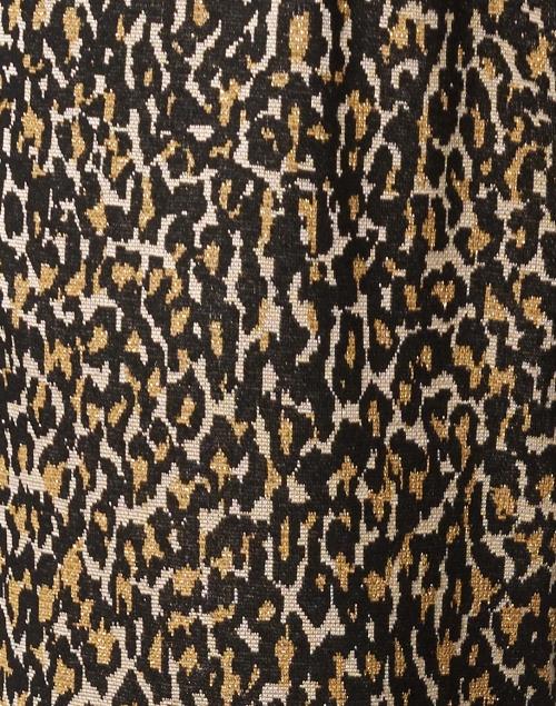 Kobi Halperin - Amara Leopard Print Knit Pull-On Pant