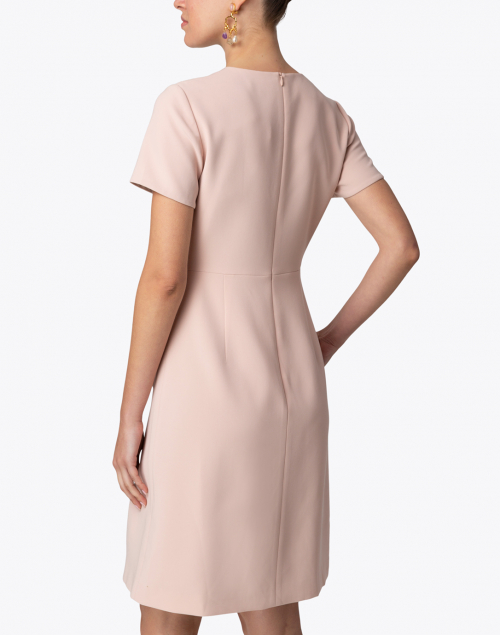 Ports International - Blush Pink Crepe Dress
