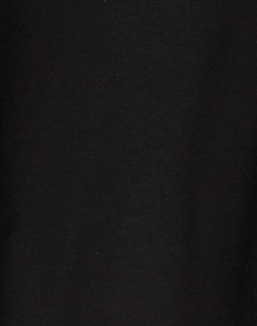 Weill - Gala Black Stretch Knit Dress
