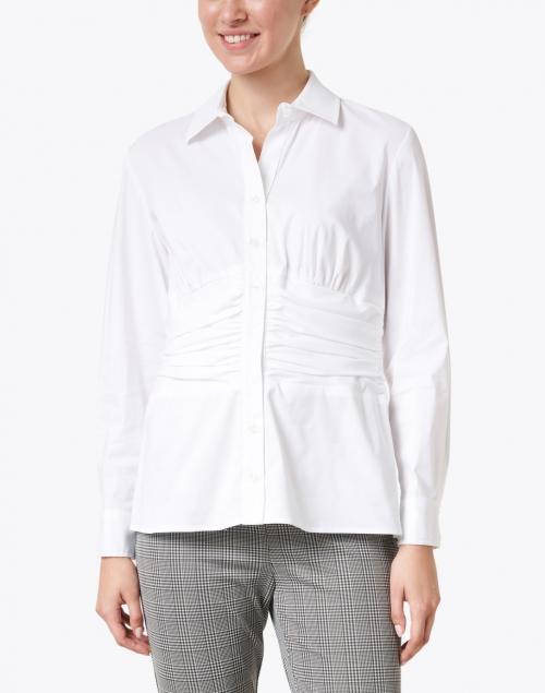 Finley - Walker White Cotton Shirt