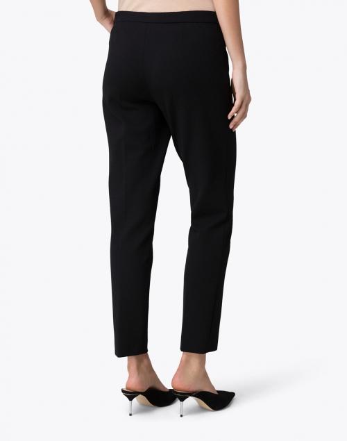 BOSS Hugo Boss - Tiluna Black Cropped Pant