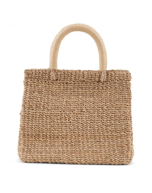 Kayu Solana Natural Woven Abaca Bag