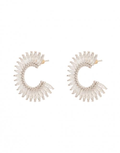Mignonne Gavigan Madeline Crystal Hoop Earring