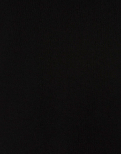 E.L.I. - Black Stretch Cotton Tank
