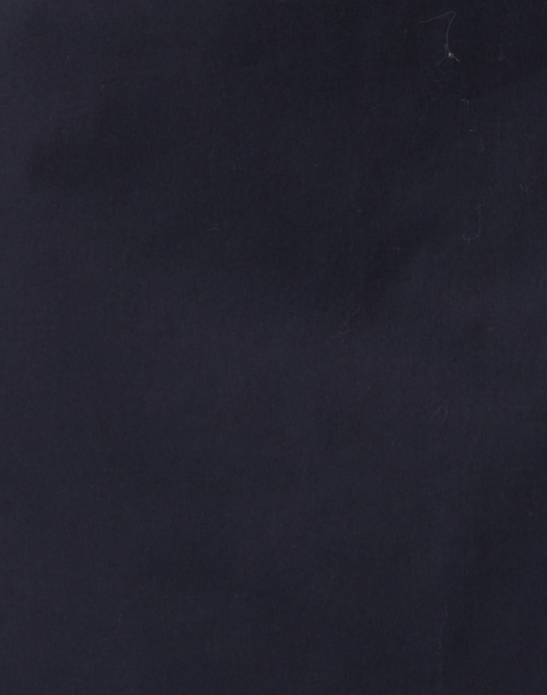 Lafayette 148 New York - Stella Navy Stretch Cotton Shirt Dress