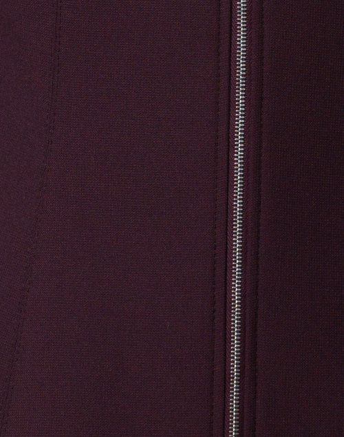 BOSS Hugo Boss - Jepeplar Aubergine Peplum Jacket