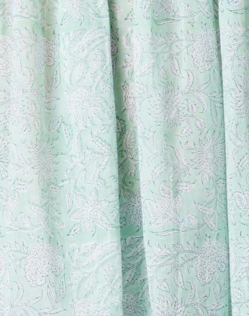 Ro's Garden - Seychelles Mint Amelia Print Tunic Top