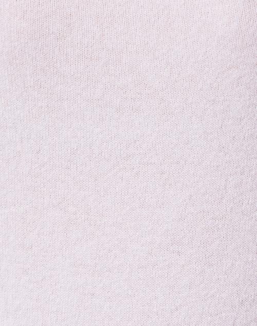 White + Warren - Silver Iris Cashmere Essential Sweater