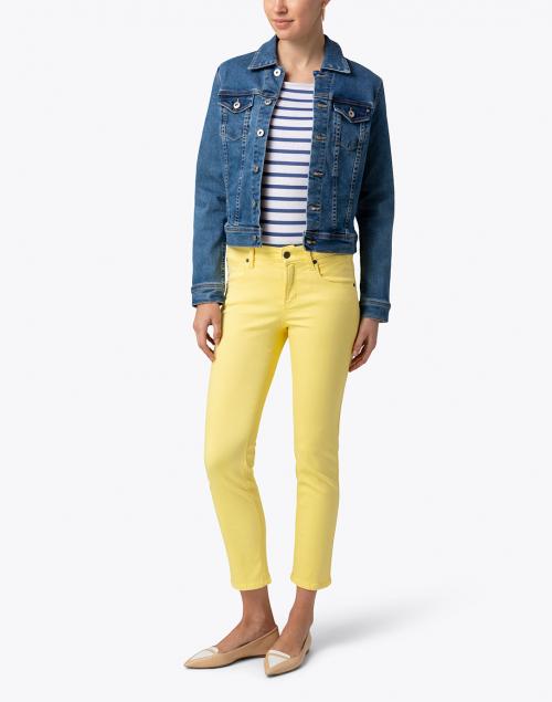 AG Jeans - Robyn Blue Denim Jacket