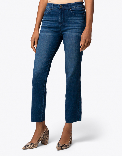 Ecru - Sunset Vintage Straight Leg  Jean