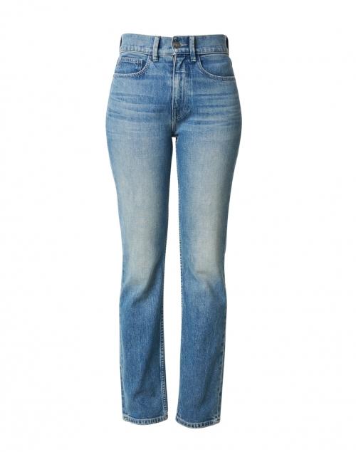 Lafayette 148 New York - Reeve Faded Skyline High Rise Straight Leg Jean