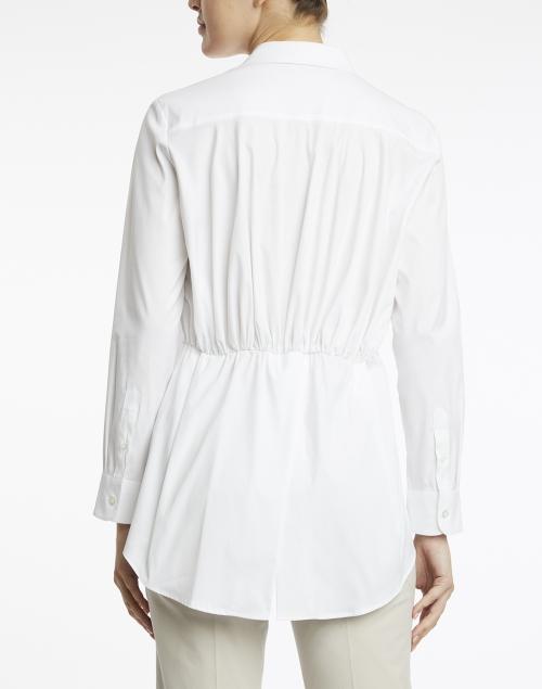 Emporio Armani - White Cotton Button Down Shirt