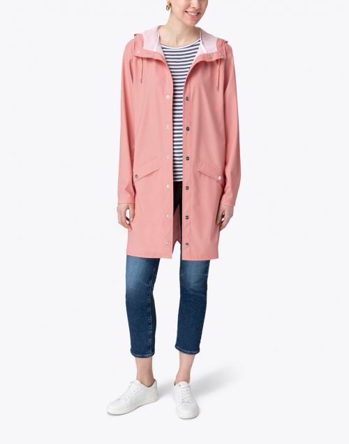 Rains - Coral Waterproof Raincoat
