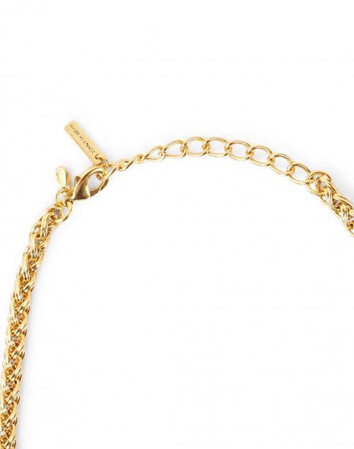 Jennifer Behr - Paxton Braided Gold Necklace