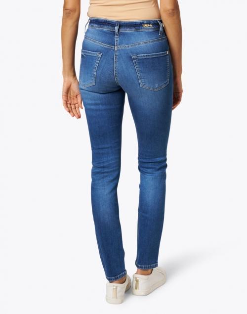 Cambio - Parla Eco Medium Blue Stretch Denim Jeans