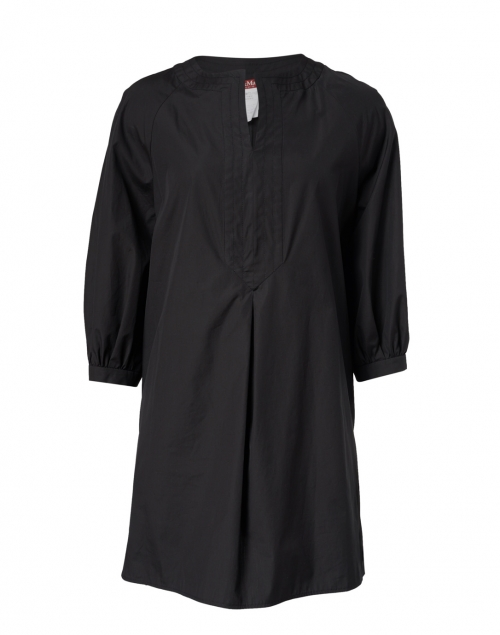 Max Mara Studio - Oriana Black Cotton Tunic