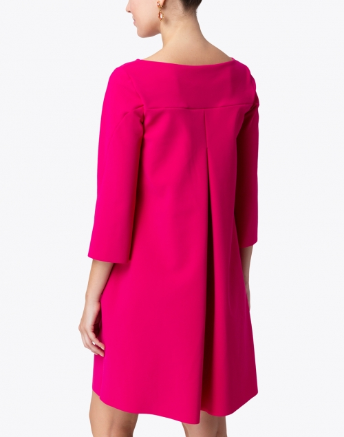 Chiara Boni La Petite Robe - Luma Pink Stretch Jersey Swing Dress