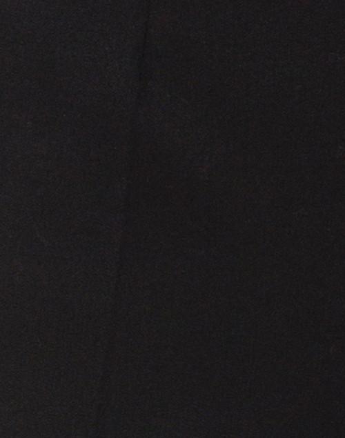 Piazza Sempione - Monia Black Stretch Wool Pant
