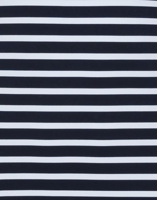 Saint James - Propiano Navy and White Striped Dress