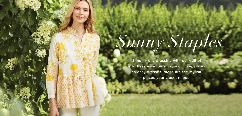sunny staples